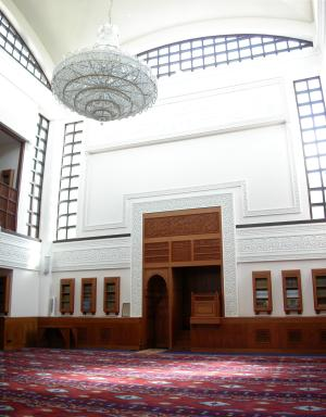 Introduction l 39 architecture islamique for Architecture islamique moderne